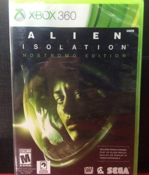 360 Alien Isolation game
