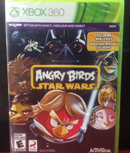 360 Angry Birds Star Wars game