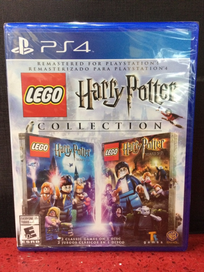Ps4 Lego Harry Potter Collection Gamestation