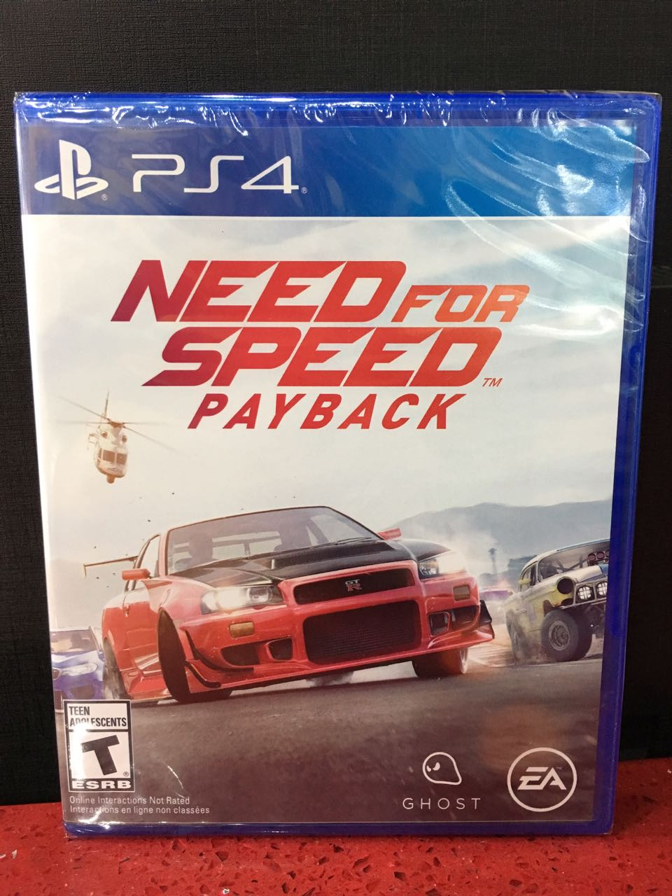 Ps4 Need For Speed Payback Gamestation Game