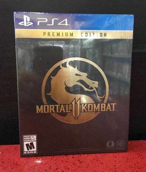 PS4 Mortal Kombat 11 PREMIUM game