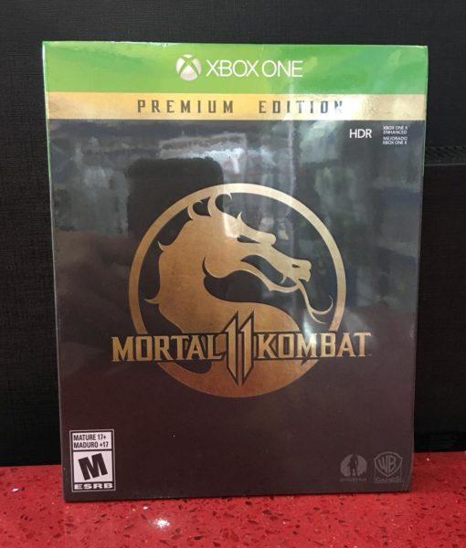 Xone Mortal Kombat 11 PREMIUM game