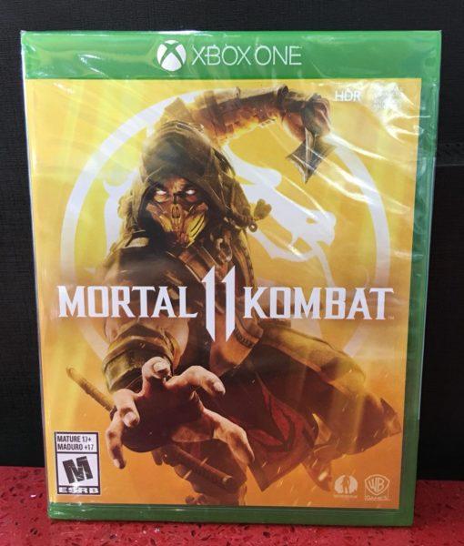 Xone Mortal Kombat 11 game