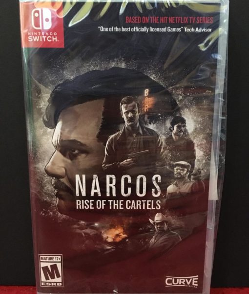NSW Narcos Rise Of The Cartel's game