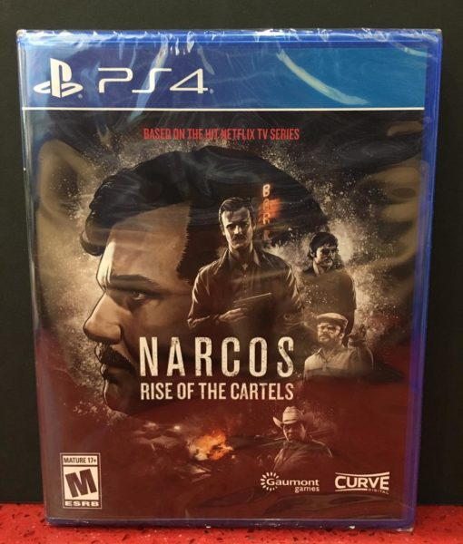 PS4 Narcos Rise Of The Cartel's game