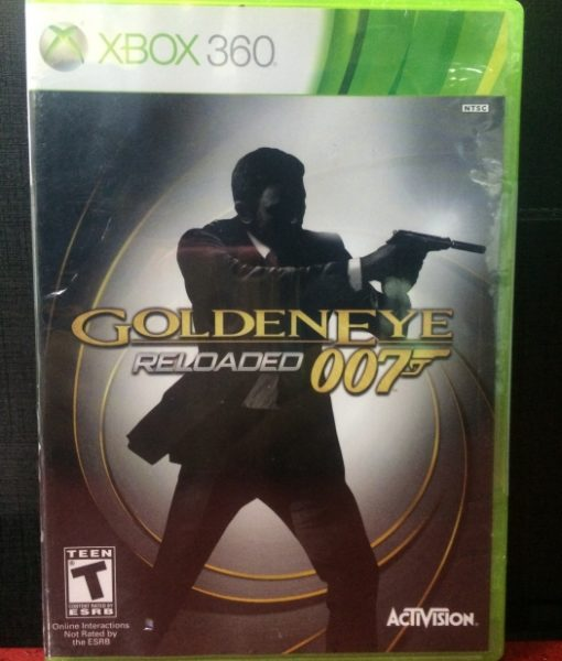 360 007 GoldenEye Reloaded game