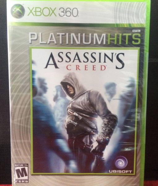 360 Assassins Creed game