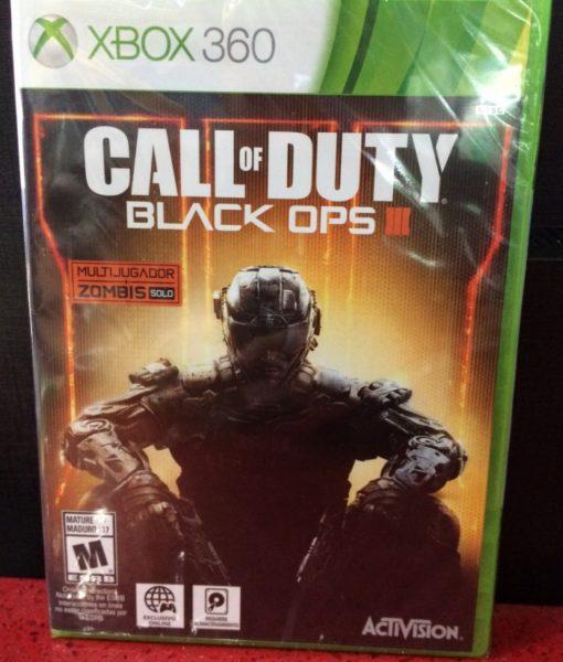 360 Call of Duty Black Ops III game