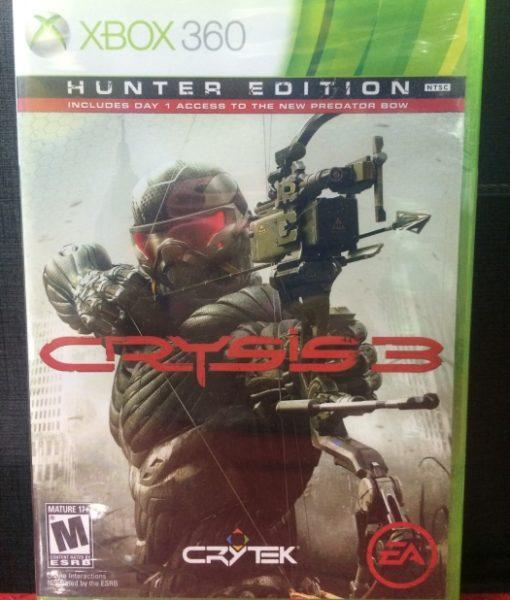 360 Crysis 3 game