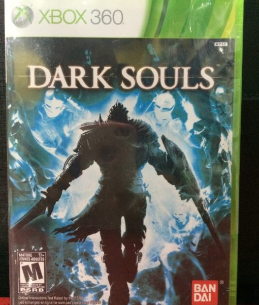 360 Dark Souls game
