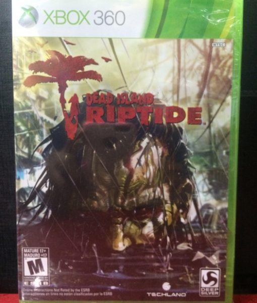 360 Dead Island Riptide game
