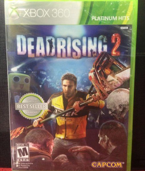 360 Dead Rising 2 game