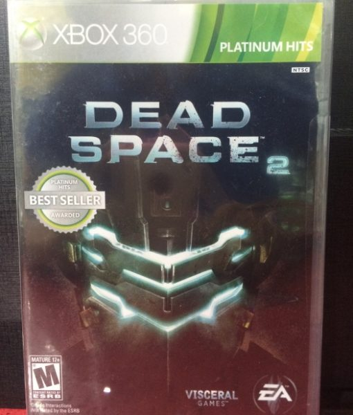 360 Dead Space 2 game