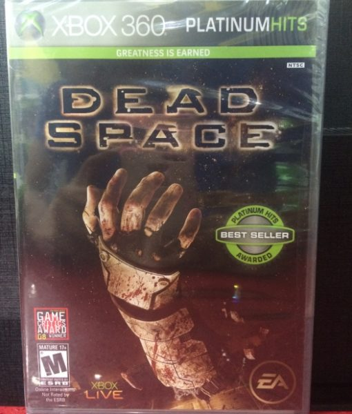 360 Dead Space game