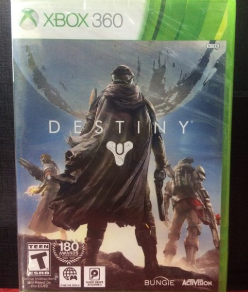 360 Destiny game