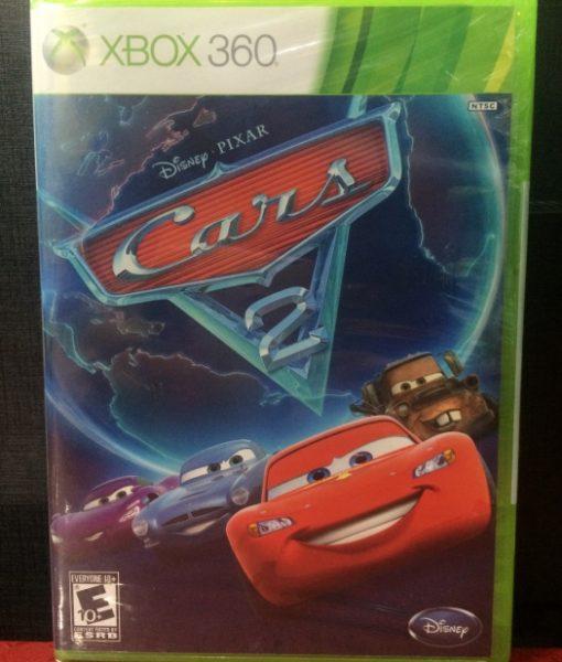 360 Disney Cars 2 game