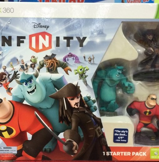 360 Disney Infinity 1.0 Starter Pack game