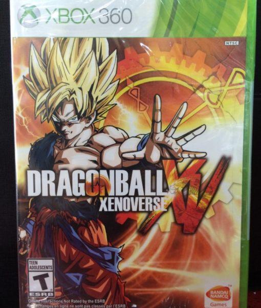360 Dragon Ball Xenoverse game