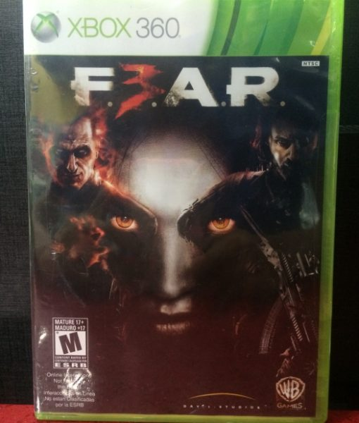360 FEAR 3 game