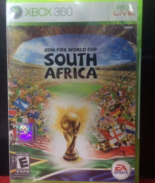 360 FIFA World Cup 2010 game