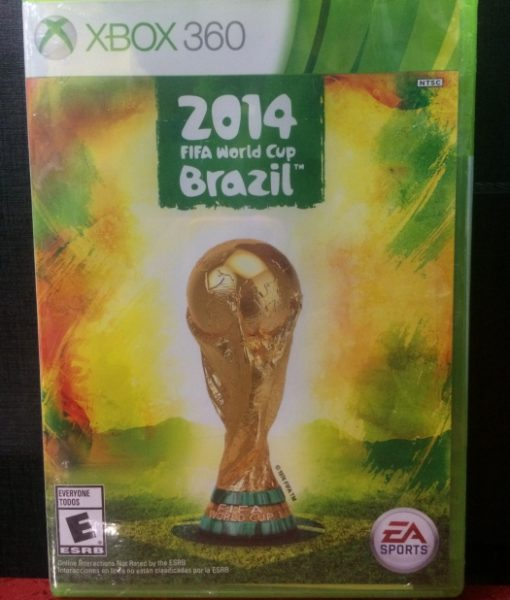 360 FIFA World Cup Brazil 2014 game