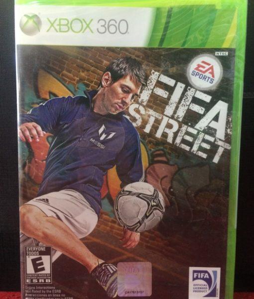 360 Fifa Street game