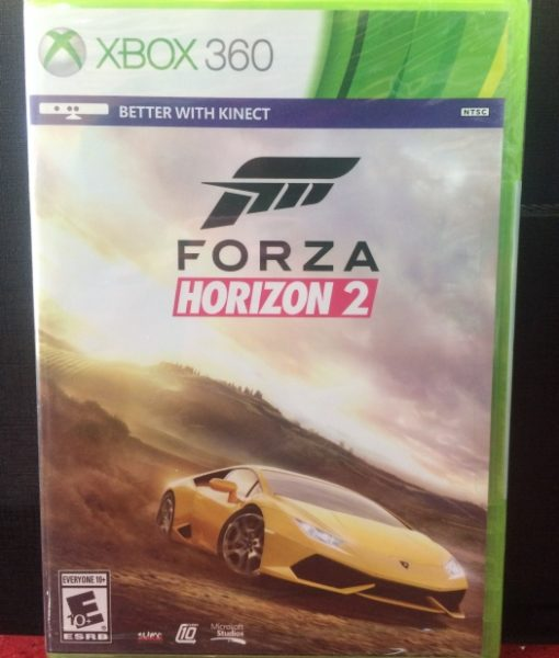360 Forza Horizon 2 game