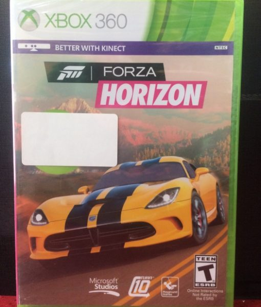 360 Forza Horizon game