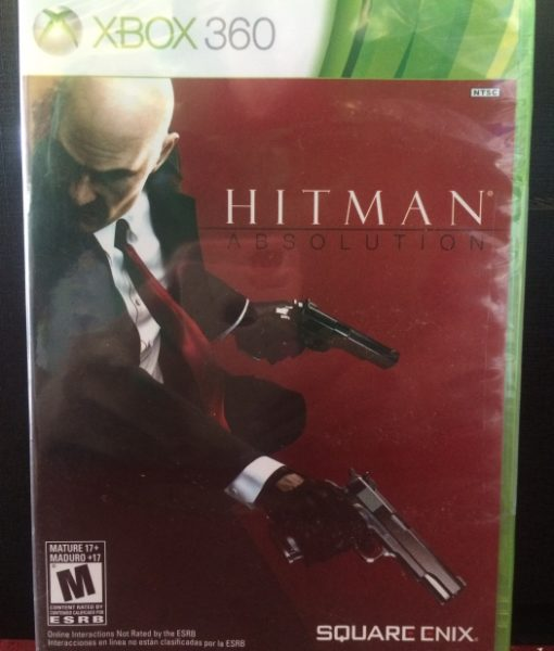 360 Hitman Absolution game