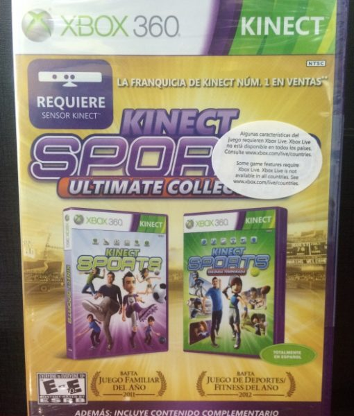 360 Kinect Sports Ultimate Collection game