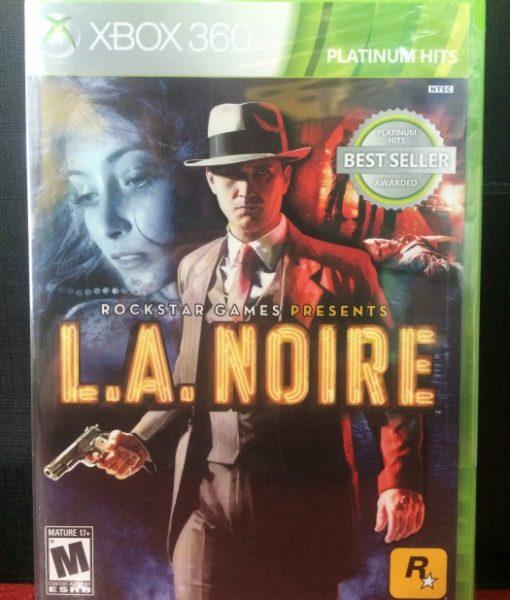 360 LA Noire game