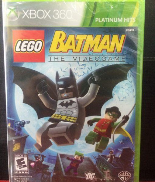 360 LEGO Batman game