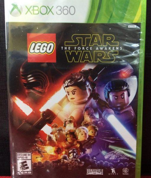 360 LEGO Force Awakens game