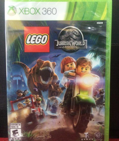 360 LEGO Jurassic World game
