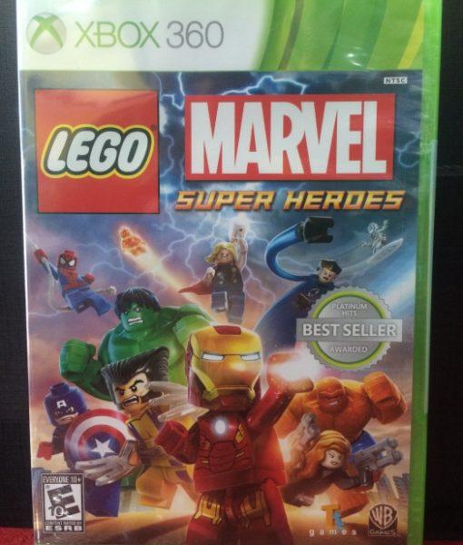 360 LEGO Marvel Super Heroes game