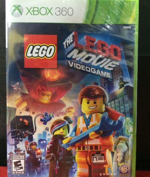 360 LEGO Movie Video game