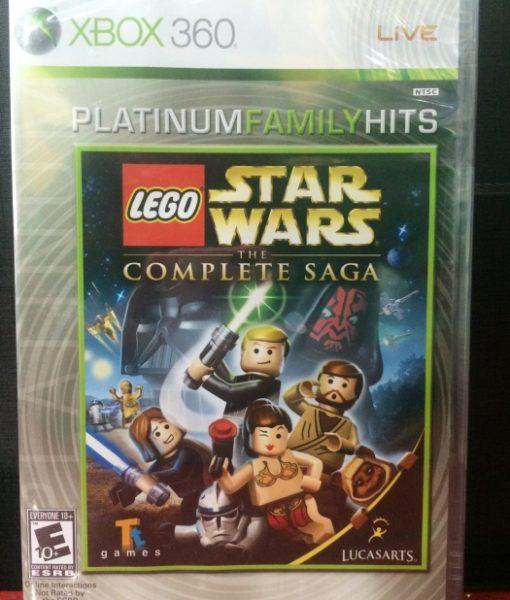 360 LEGO Star Wars Saga game