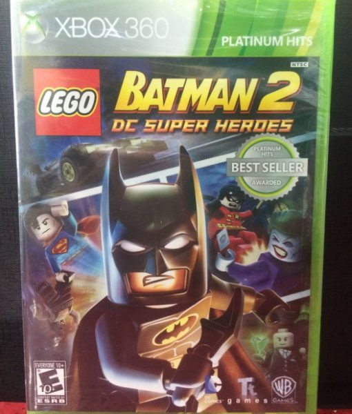360 Lego Batman 2 game