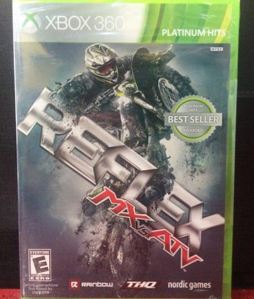 360 MX vs ATV Reflex game