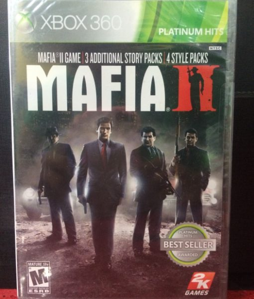 360 Mafia II game