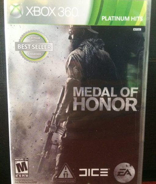 360 Medal of Honor game