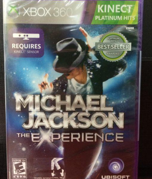 360 Michael Jackson Kinect game