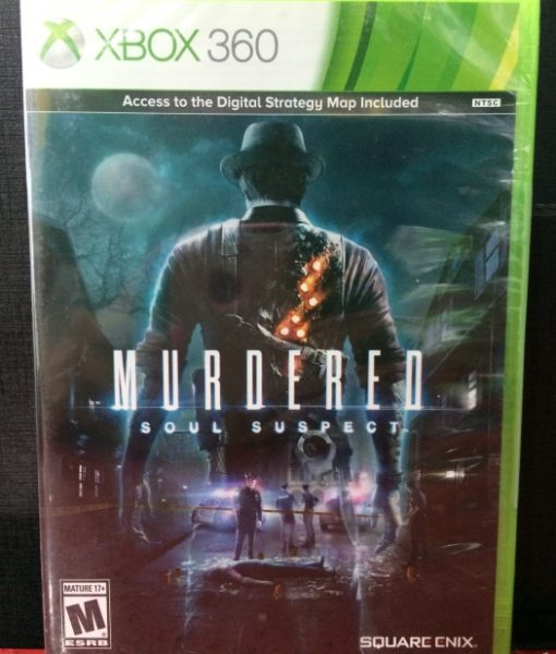 360 Murdered Soul Suspect game
