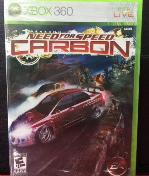 360 Need for Speed Carbon game
