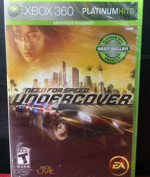 360 Need for Speed Undercover game
