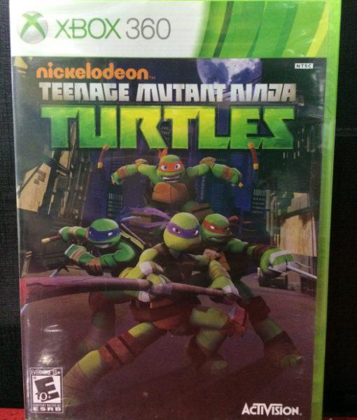 360 Nickelodeon Turtles game