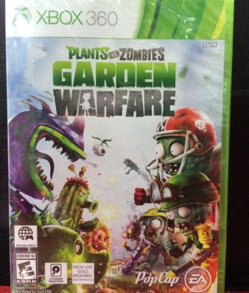 360 Plants vs Zombies Garden Warfare game