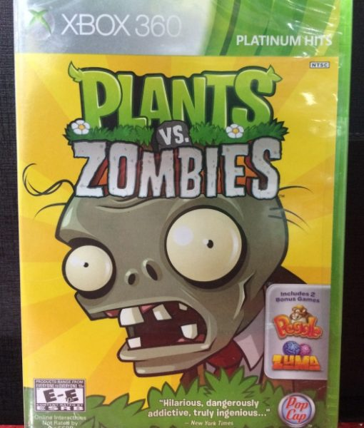 360 Plants vs Zombies game