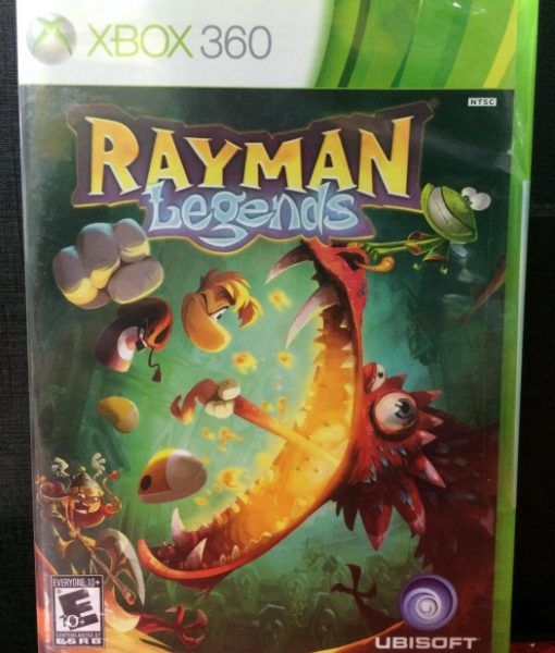 360 Rayman Legends game
