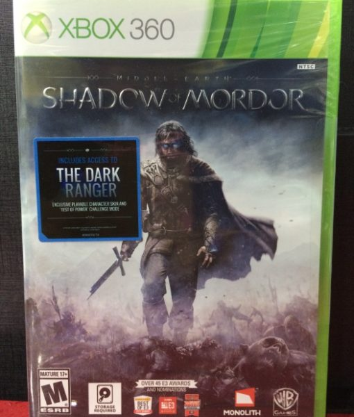 360 Shadow of Mordor game